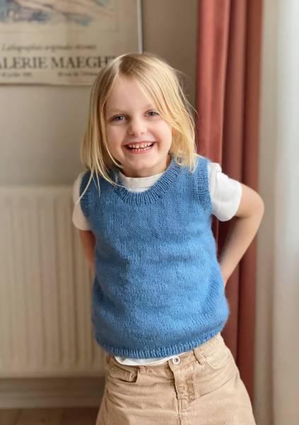Bilde av Stockholm Slipover Mini - Petiteknit